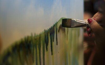 L'ARTISTE ET LA VIE…