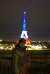 Suite de l'aventure de la Globetrotteuse sur Paris. Ensuite, direction Angers !
