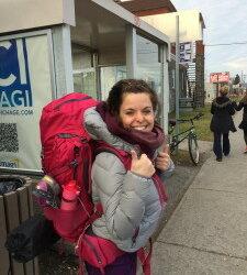 Globetrotteuse #1: Voyage entre Montréal et Paris