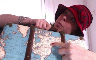Globetrotteuse qui philosophe entre Paris et l'Angleterre !