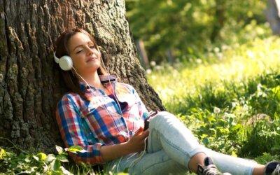 Ma Voix, Ta Voie : la plus grande bibliothèque au monde d'audios  sur le mieux-être