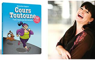 TROP DRÔLE CETTE FILLE: Cours TOUTOUNE !