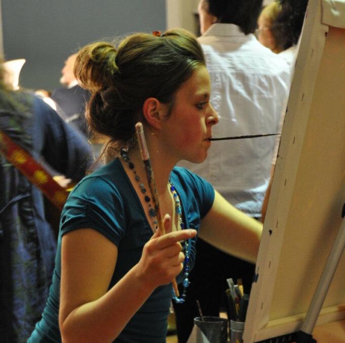 #5 Ma nouvelle démarche artistiques et 33 thèmes abordés