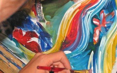 #9 Avec quelles couleurs créerez-vous votre vie, aujourd'hui?